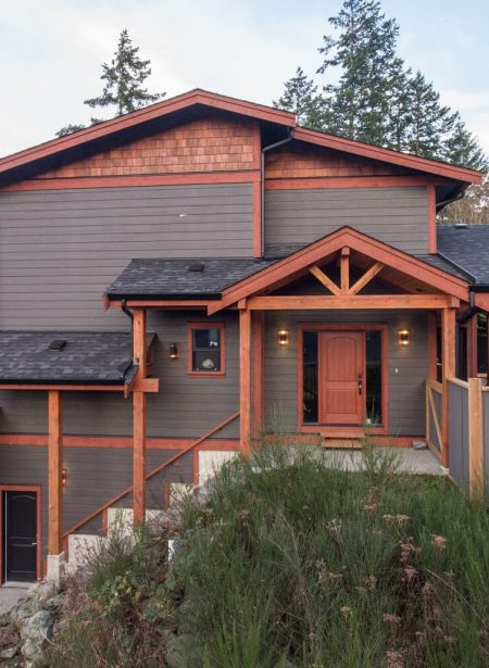West Coast Timber Frame 1